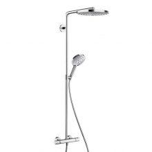 Душевая система Hansgrohe Raindance Select S 240 2jet Showerpipe 27129000 (хром)