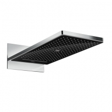 Верхний душ Hansgrohe Rainmaker Select 580 3jet 24001600 (черное стекло)