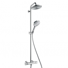 Душевая система Hansgrohe Raindance Select S 240 Showerpipe 27115000 (верхний душ 240мм)